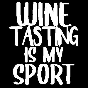 Weinprobe Zitat Lustig