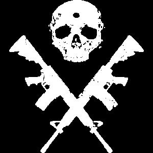 Totenkopf Soldat