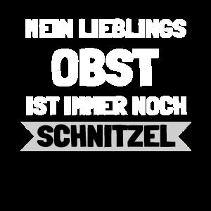 Schnitzel Sprüche Design