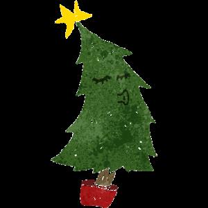 Weihnachtsbaum - Weihnachten