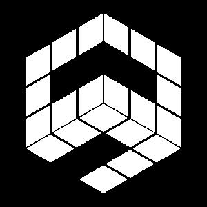 CS Logo Square Cube