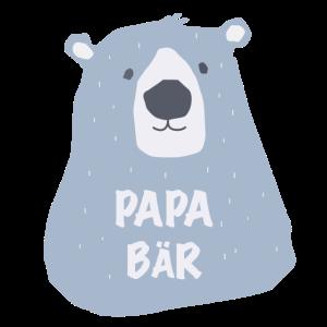 Papa Bär, stolzer Vater, Daddy