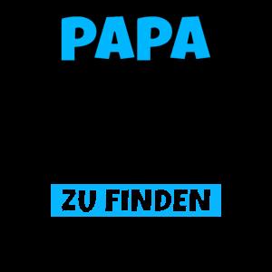 Papa beste Geschenkidee