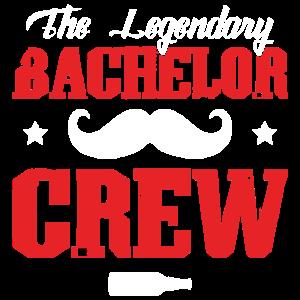 Bachelor Crew Party Junggesellen