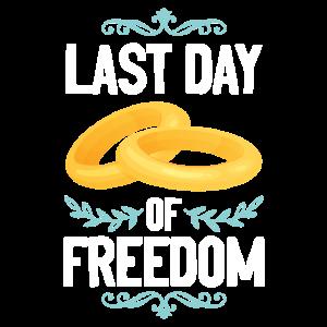 Letzter Tag in Freiheit