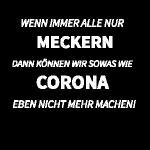 """Lustiges Parodie T-Shirt von """"Corona"""""""