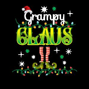 mürrischer Claus