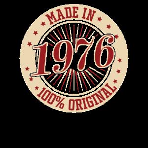 1976 Geburtstag Geschenkideen