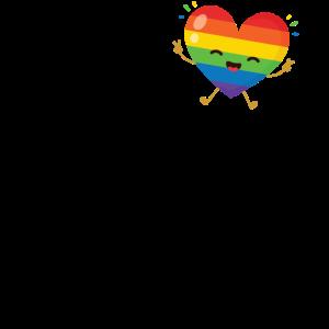 LGBT Gruppe Flagge Geschenkidee