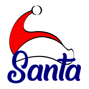 Santa Claus - Merry Christmas - Xmas - Weihnachten