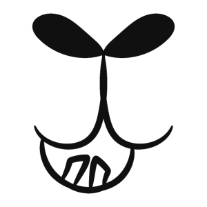 Lama-Maske