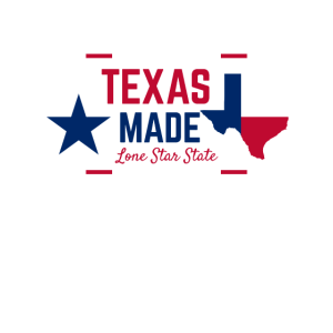 Texas Gifts TX Lone Star State License Plate Gift