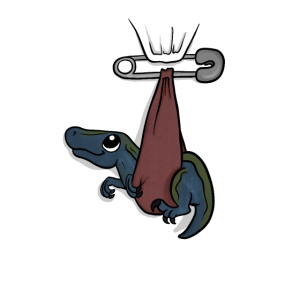 Dino pin