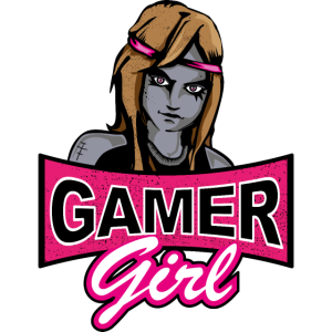 Gamer Girl, cooles Shirt