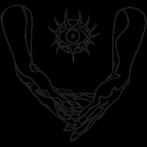 NNIKA Create black hands and eye