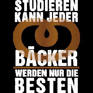 STUDIEREN VS BÄCKER