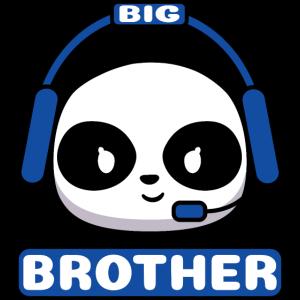 Panda Big Brother Brüder Geburt