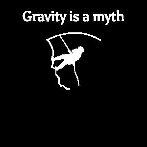 Die Schwerkraft ist ein Mythos