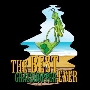 Grashüpfer best grasshopper ever als Cocktail