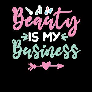 Business salon makeup