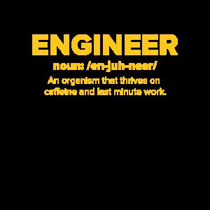 Ingenieur Definition Techniker Geschenk