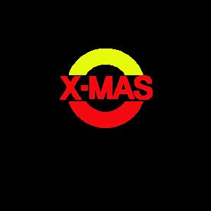 Weihnachten X-Mas