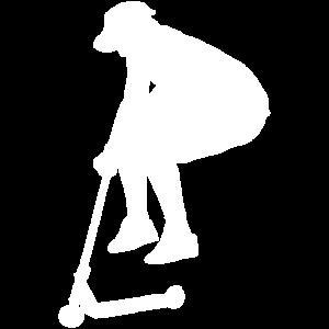 Scooter Sport Geschenk Art