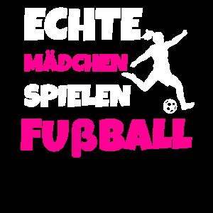 Mädchen Fußball Mannschaft