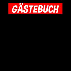 40. Geburtstag Gästebuch - Party Geschenk - Damen