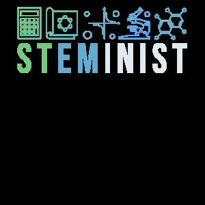 Steminist Mathe Technologie, Technologe Forschung