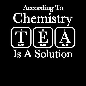 Chemistry Tea Solution