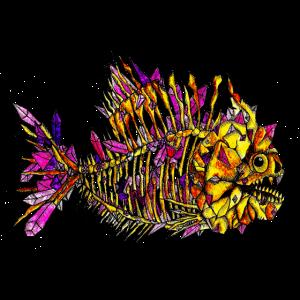 Piranha von Cristal Creepy