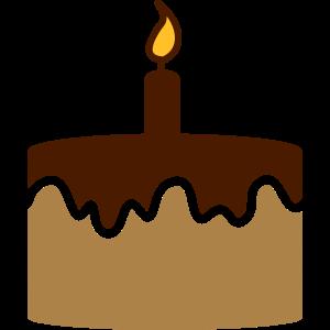 Geburtstagskuchen - birthday cake - 1. Geburtstag