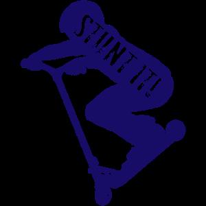 Stunt it Scooter Sport Hobby Geschenk