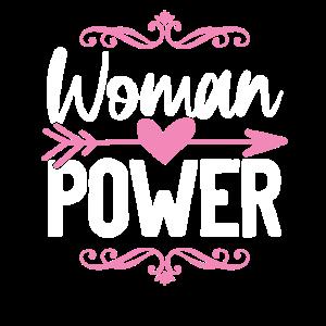 Frauenpower Feministin
