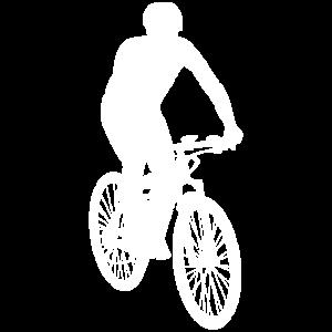 Mountainbike MTB Fahrrad Mountainbiker Geschenk