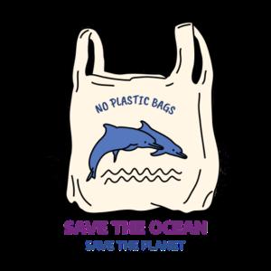 Rette den Ozean - Keine Plastiktüten