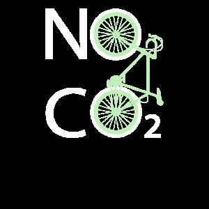 Fixie Fahrrad Rennrad Klimaschutz No Co2