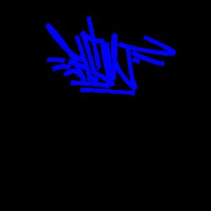 Flow Graffiti Schreiben