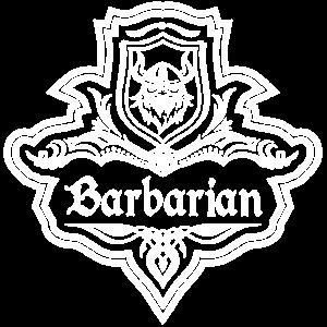 Barbarische RPG-Charakterklassen
