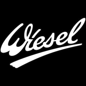 Wiesel Logo mit Kontur