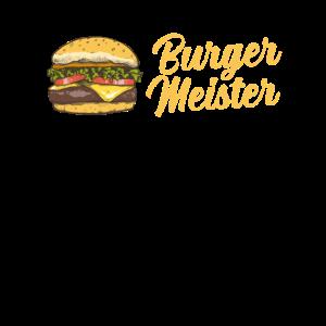 BURGERMEISTER Hamburger Cheeseburger Burger Grill