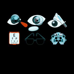 Optiker Real Job Shirt