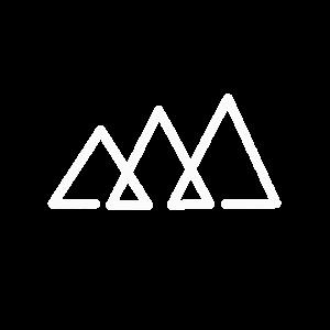Minimal Simpel Berg Icon