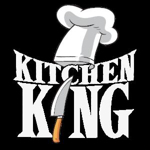 Kochen König Gourmet Chefkoch Kulinarisch