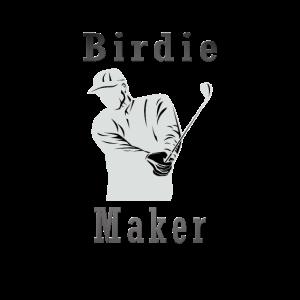 Birdie Maker. Birdie-Hersteller. Für Golfer