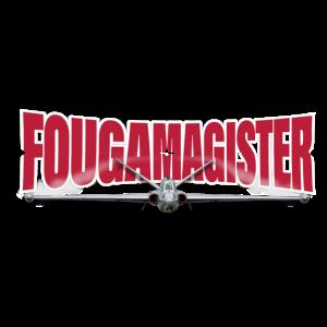 Fouga Magister Illustration