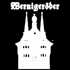 Wernigeröder mit Rathaus