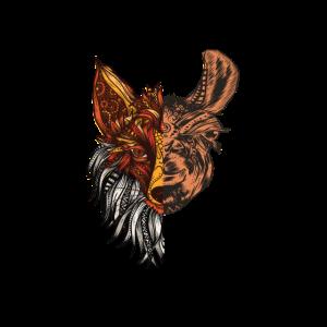 Fuchs Lama