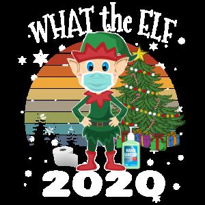 2020 Weihnachten - Was zum Elfen